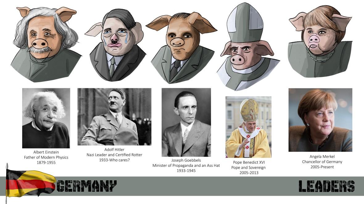 2.6 GERMAN LEADERS