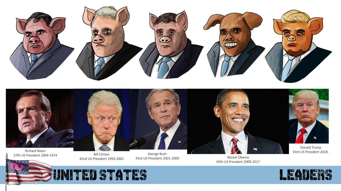 6.6 AMERICAN LEADERS