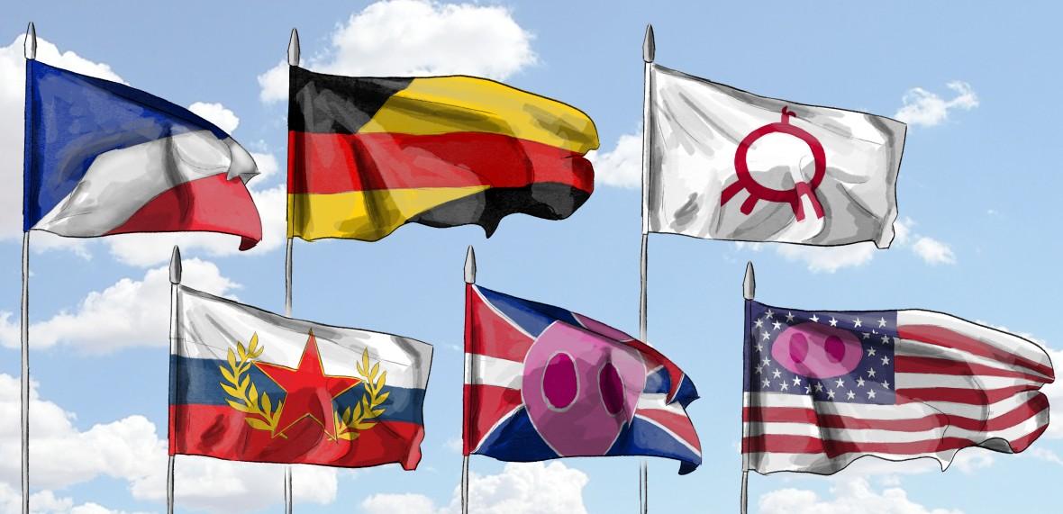0.8 FLAG FINALS