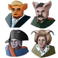 Hogs of War (2000) Reboot: Politicians