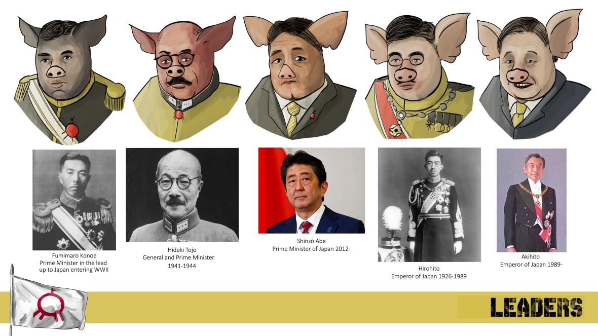 4.6 japan leaders
